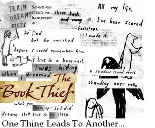 Summary of book - The Book thief